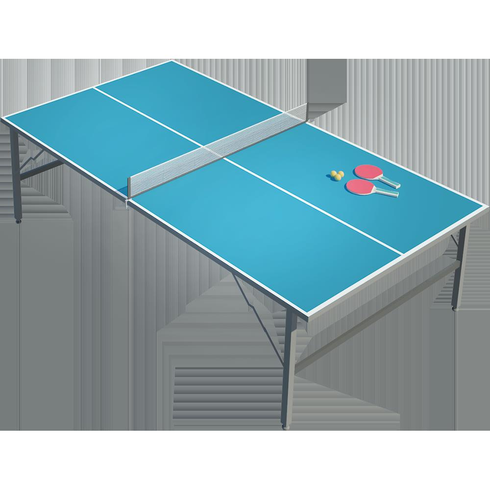 Cad und bim objekte tischtennis 2 polantis generic - Tennis de table poitou charente ...
