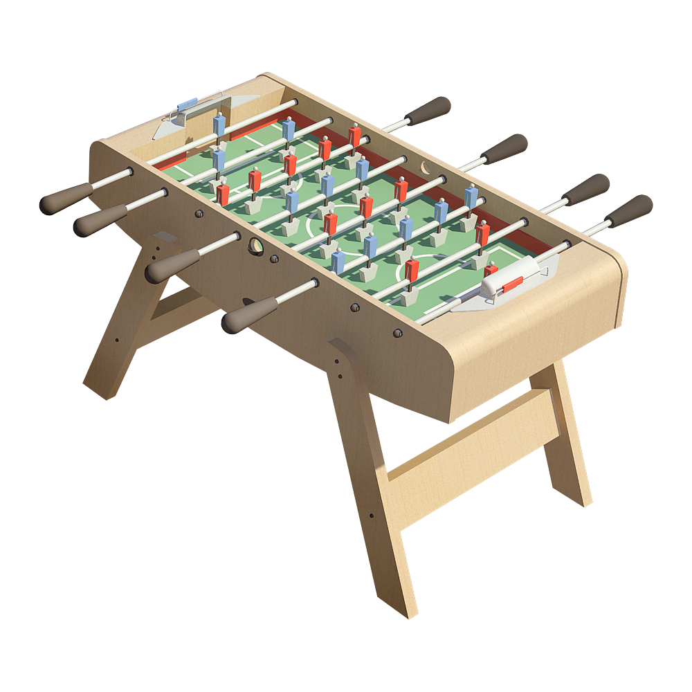 Bim Obekt Table Football 5 Polantis Generic
