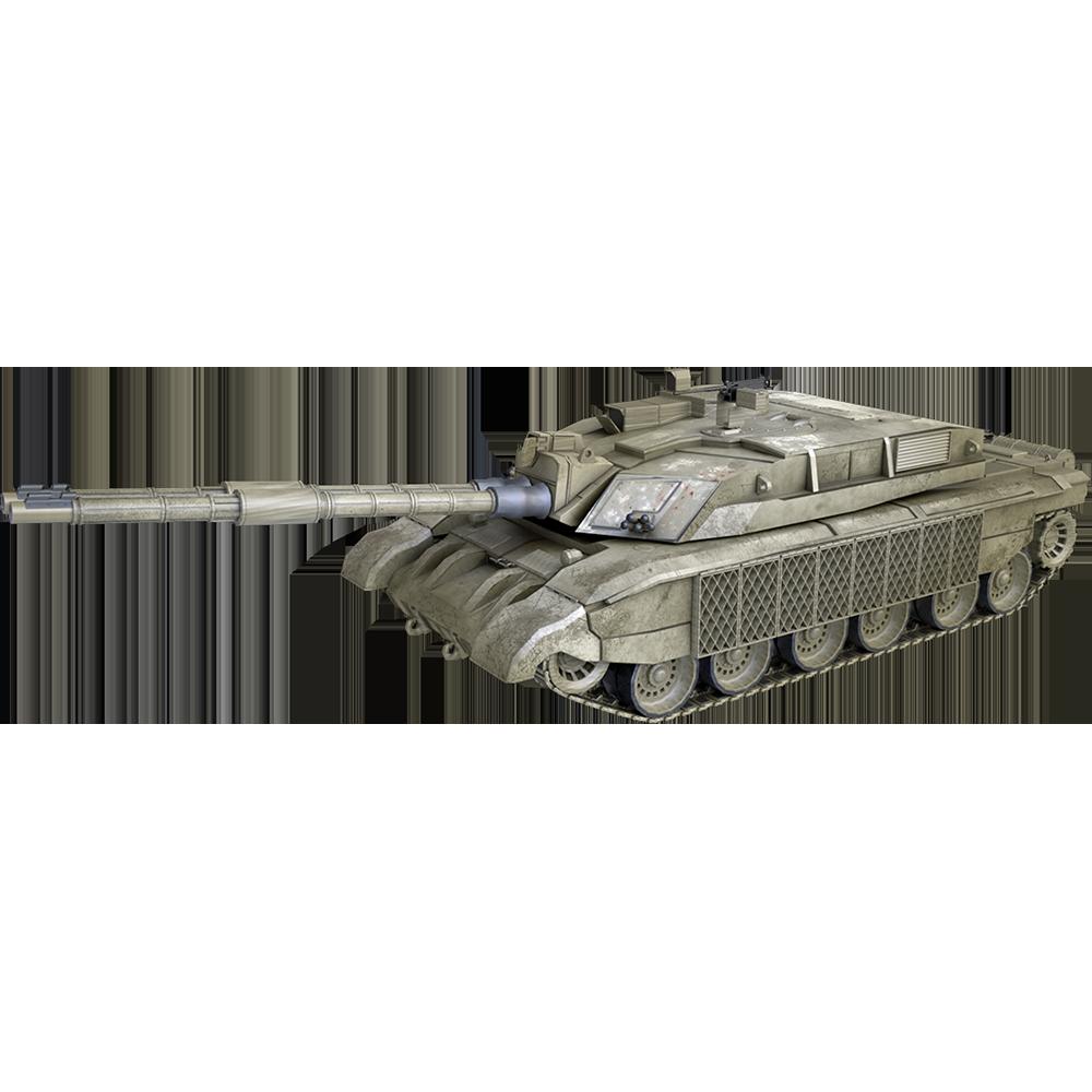 Tank Challenger II Revisited