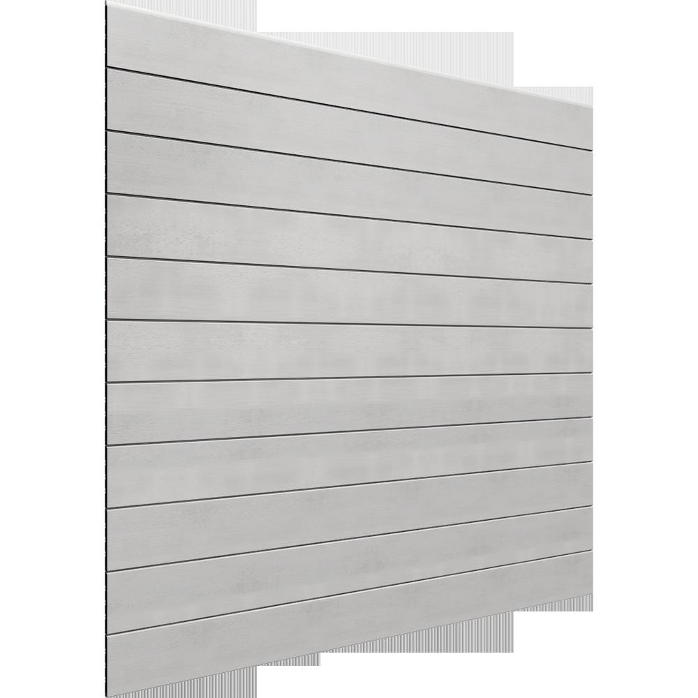 Panneau mural Blanc craie