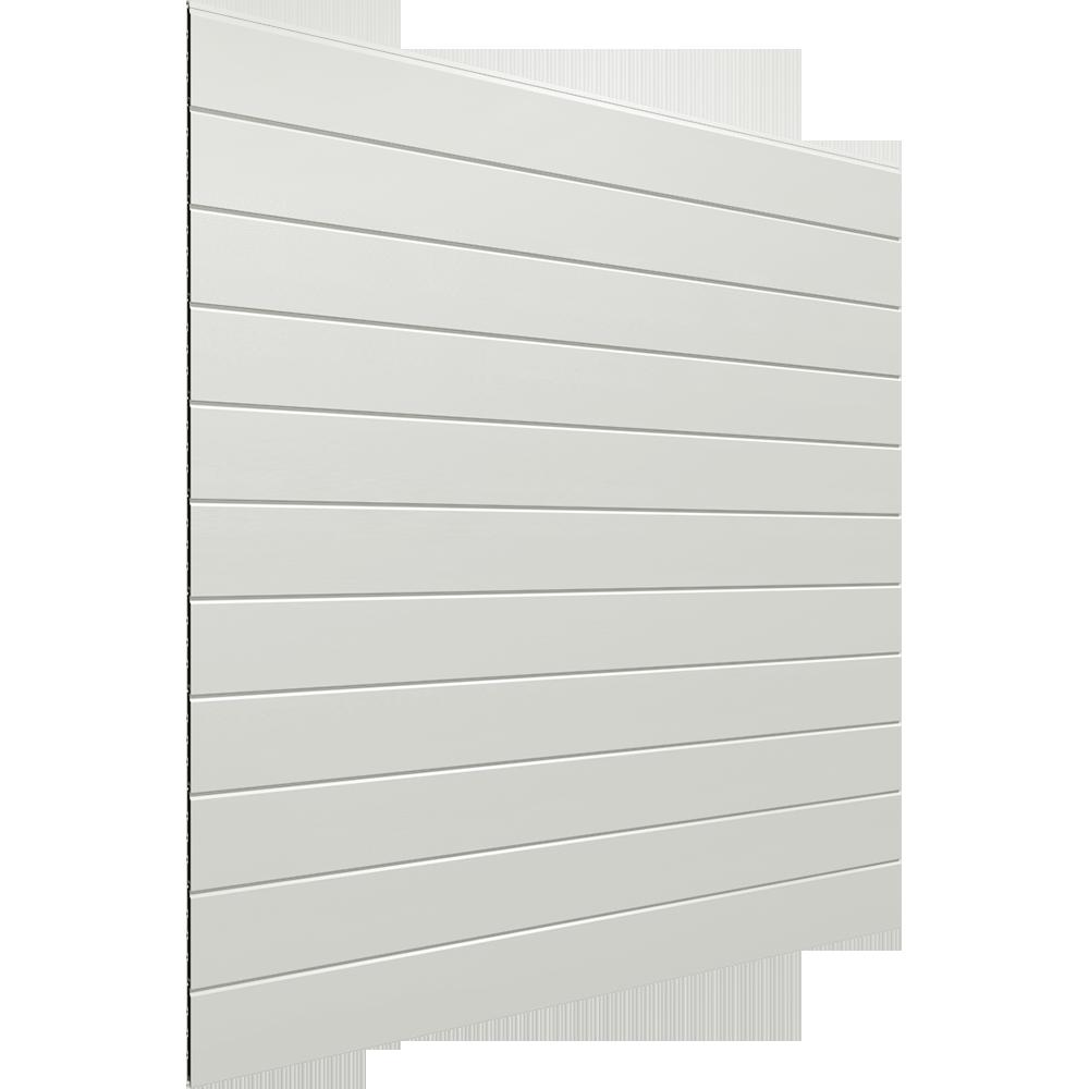 Panneau mural Blanc d Argent 1