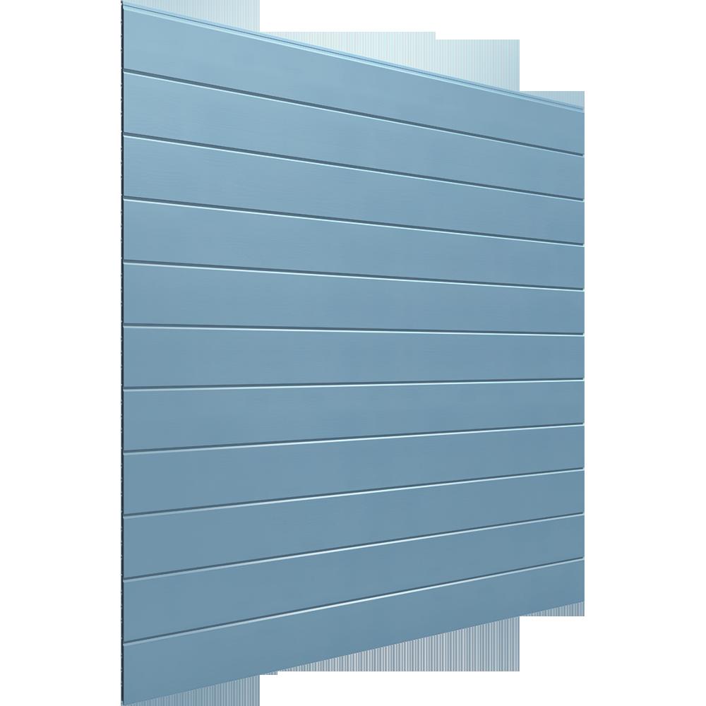 Panneau mural Bleu Ouessant