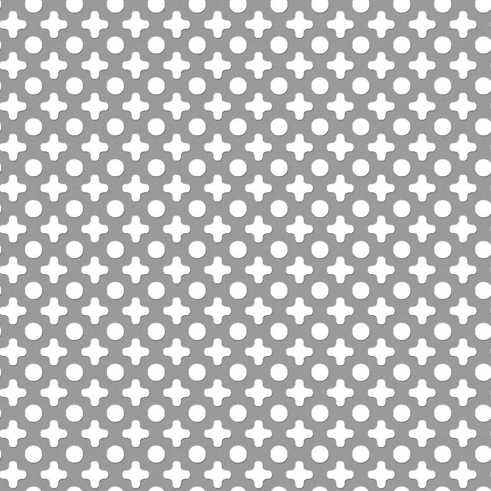 Perforated metal shader 1