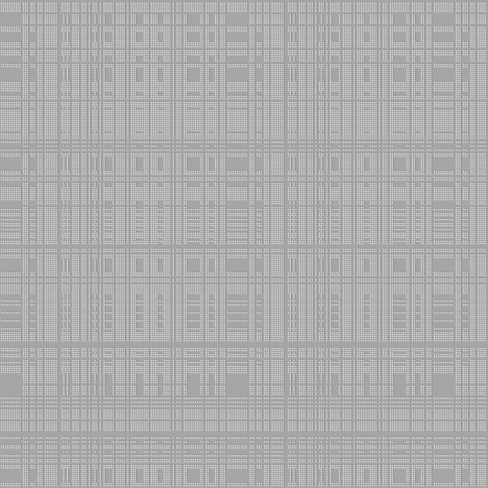 Perforated metal shader 5