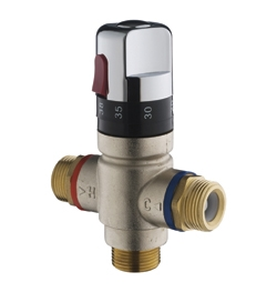 29003 PRESTO Thermostatic safety control regulator