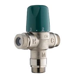 29002 PRESTO Thermostatic safety control regulator