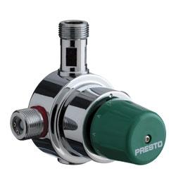 84006 PRESTO Prestotherm Thermostatic Mixing valve  55L and variants