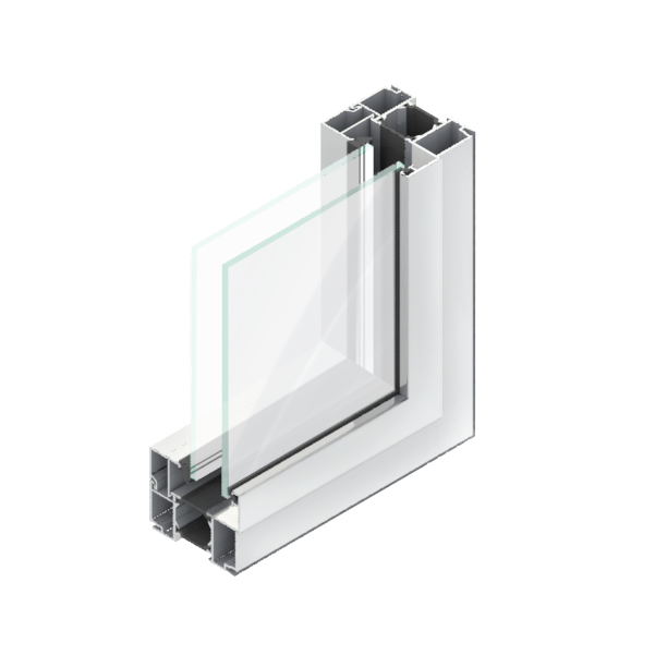 Fixed Window (Metal)  Detail