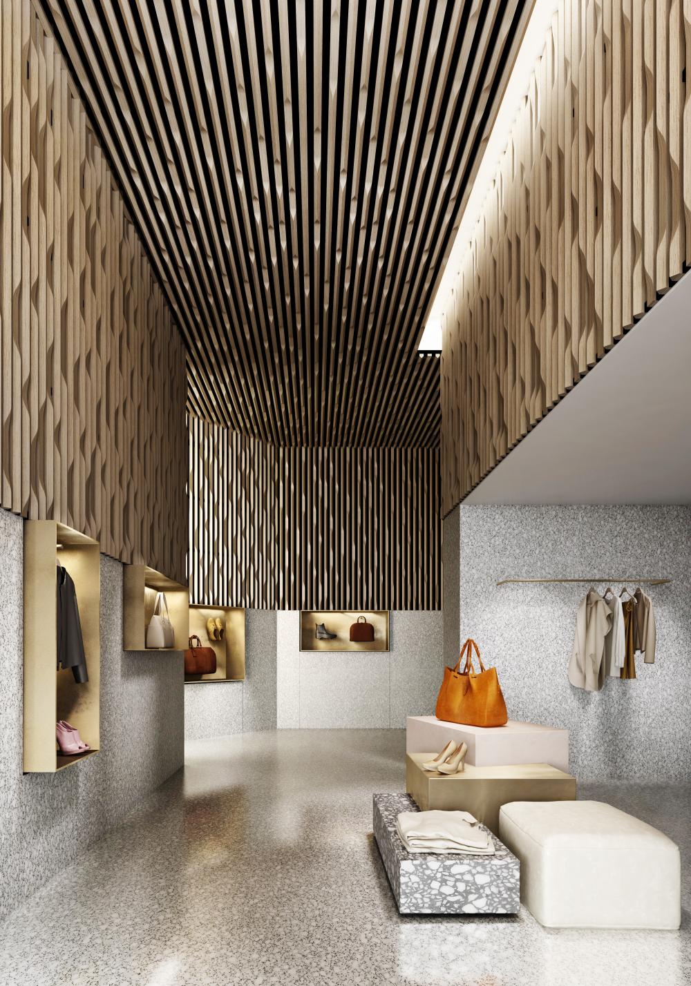 LAUDER LINEA 3D EDGE Plafond