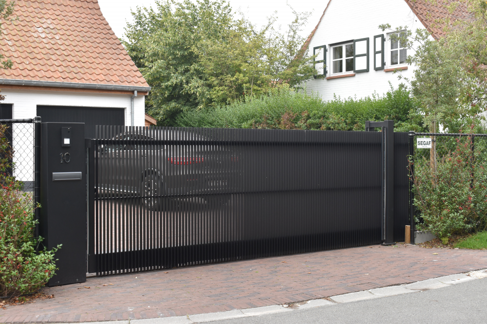 Sliding gates CR Radiato