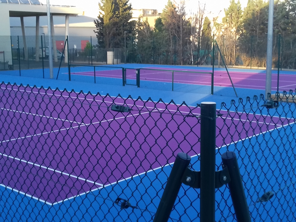 Kit tennis  3D View