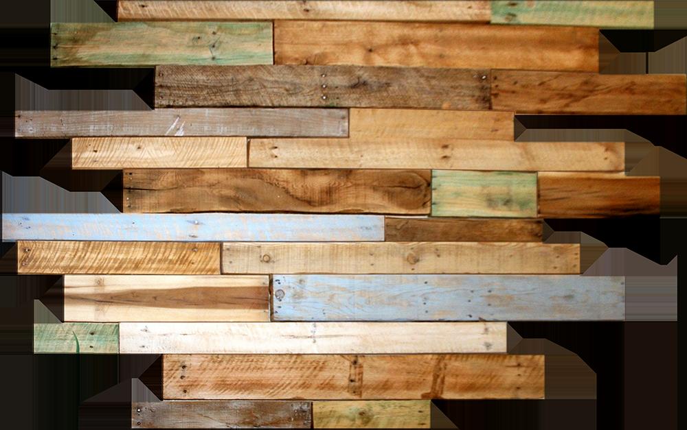 Palette Wood Texture 1  3D View