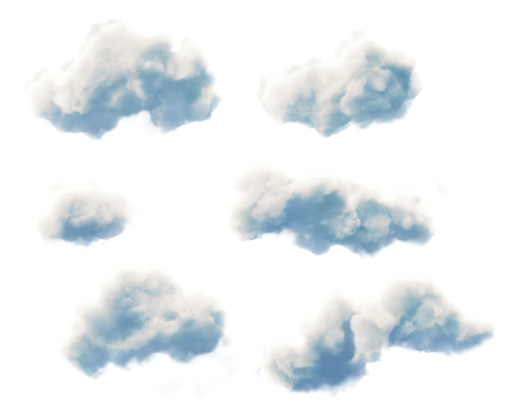 Image - Entourage - Clouds Collection Stylized