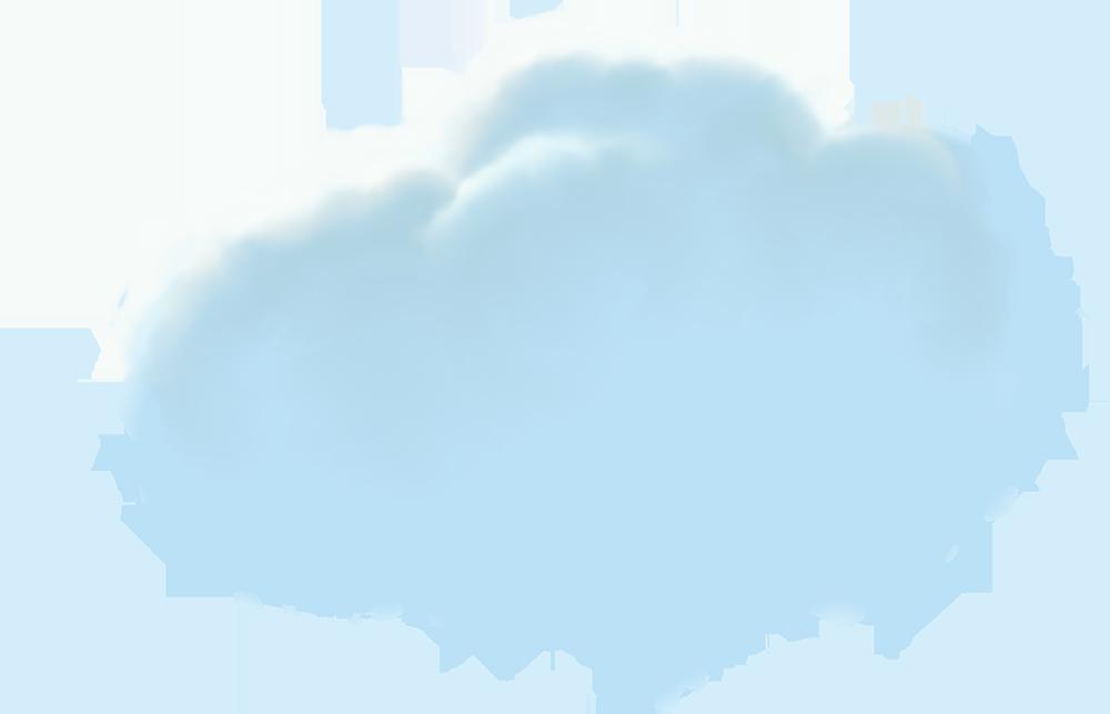 Image - Entourage - Clouds Large 5 Blue Stylized