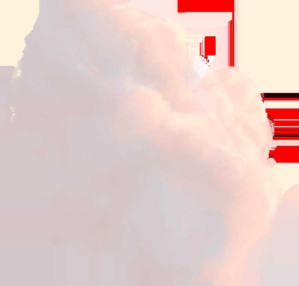 Image - Entourage - Clouds Large 7 Pink Stylized