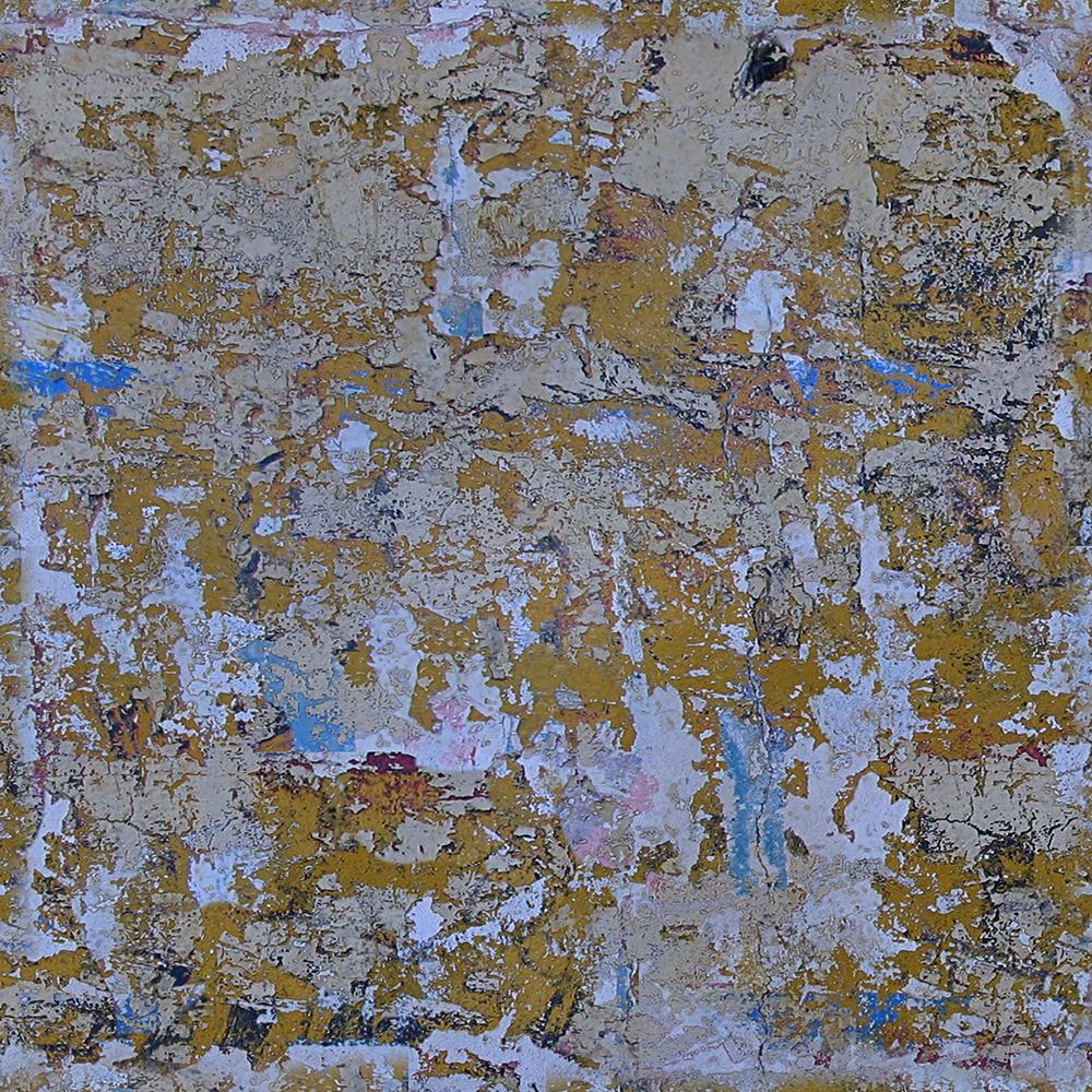 Wall Wallpaper Yellow White