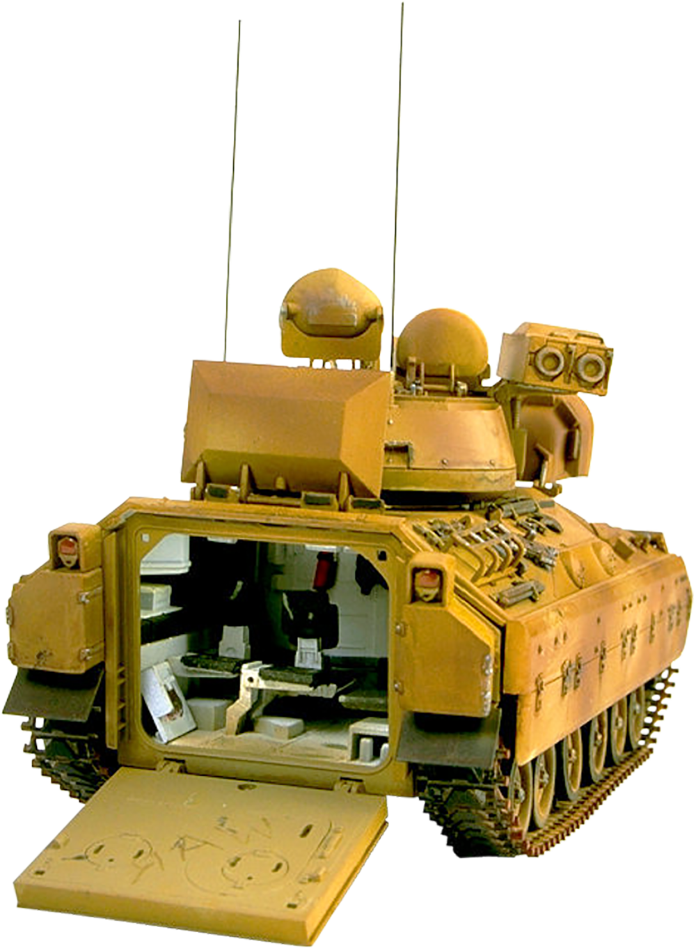 Image - Entourage - Battle Tank 16