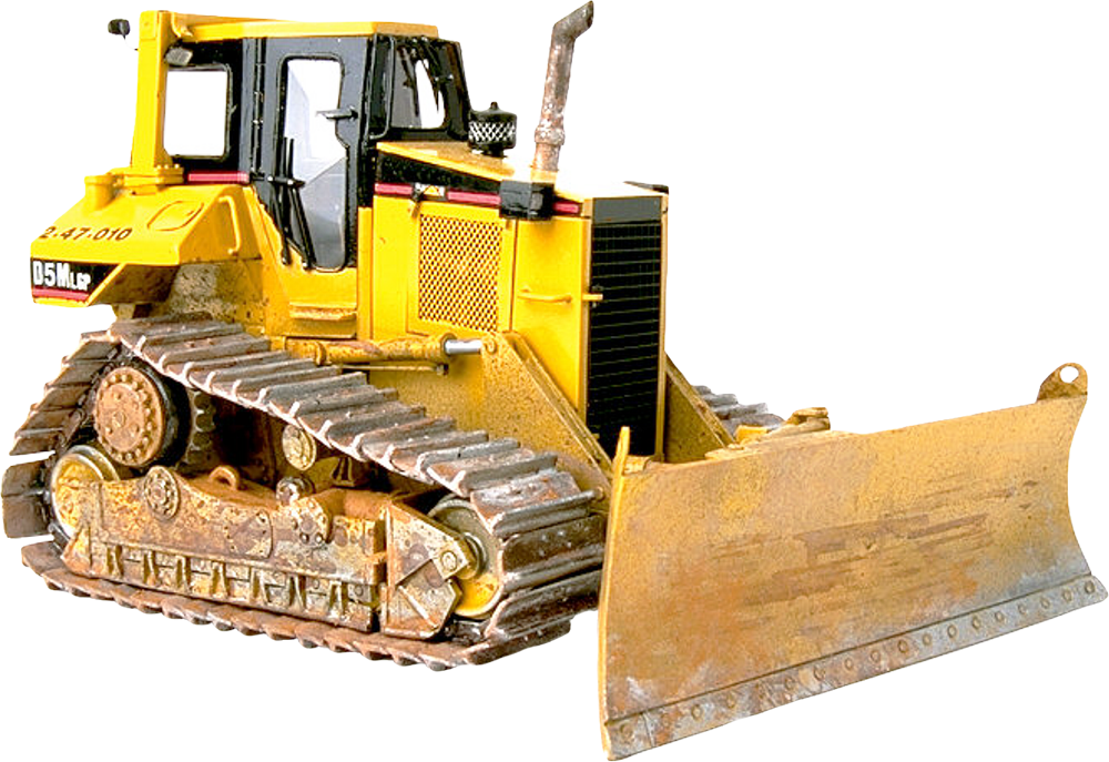Image - Entourage - Bulldozer Tractor 33