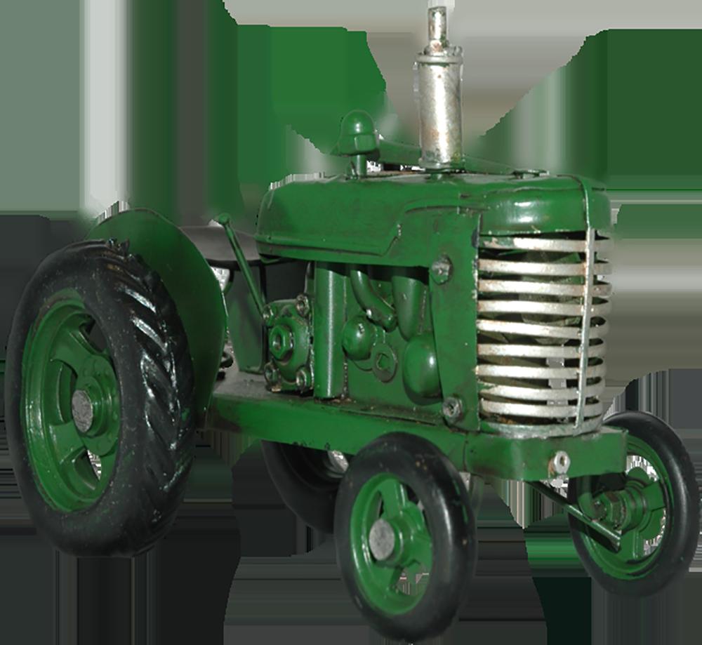 Image - Entourage - Green Tractor 265