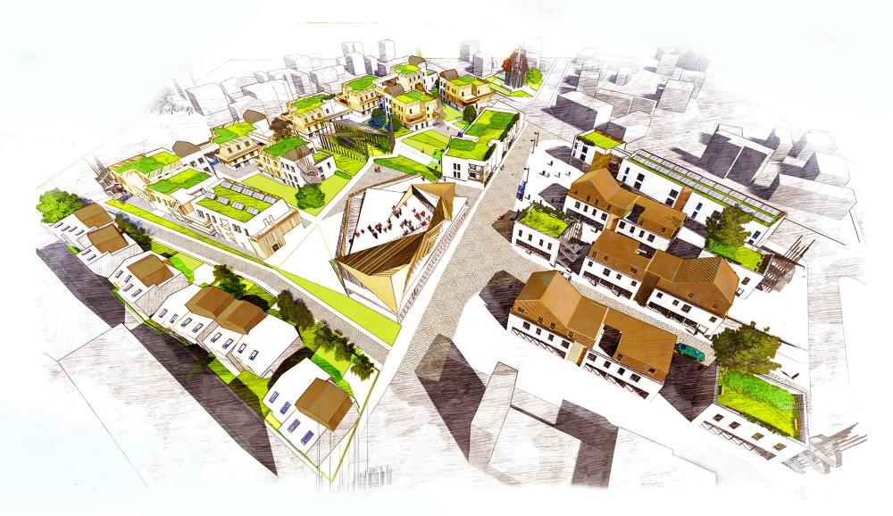 saint-bio(se) - le nouveau centre-ville de saint-prix