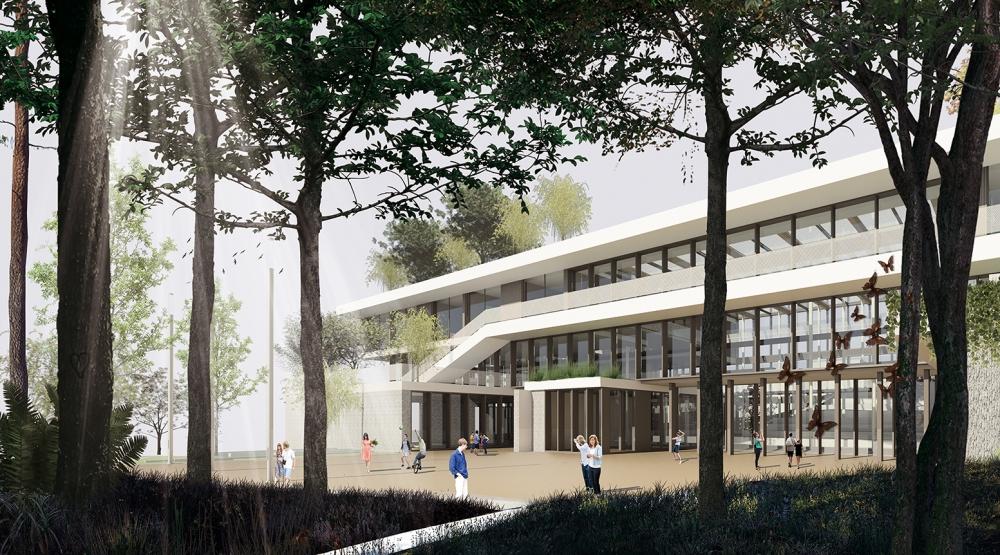 « nouvel air » l'école de plein air de suresnes