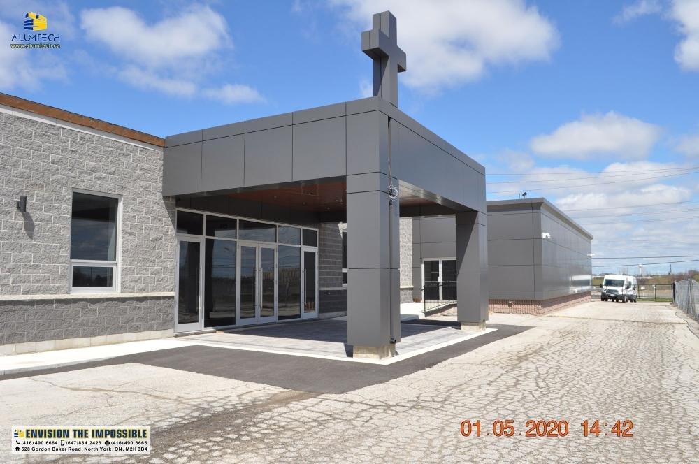 etobicoke church