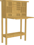 Stickley Secretary Desk 02