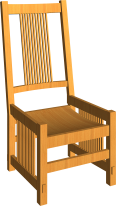 Stickley Chair 01