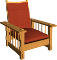 stickley armchair 02