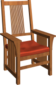 stickley armchair 06