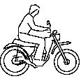 Motorcyclist 02