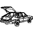 VW scirocco perspective