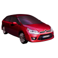 car revit 3d object citroen c4