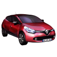 car revit 3d object renault clio