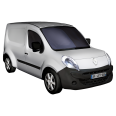 car revit 3d object renault kangoo