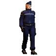 policeman figure