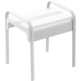 ARSIS shower stool, White - 047770