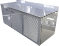 Refrigerated Work Counters WRWC Model No 72C