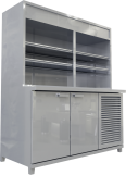 Refrigerated Display Cases DC Model No 60SCFD
