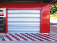 murax 110 galvanised security shutters