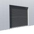 Murax 110 Security Shutter Micro-Perforated Galvanised
