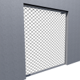 dentel corrugated grille