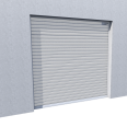 Murax 110 Security Shutter Micro-Perforated Lacquered RAL