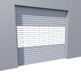 Murax Security Shutter Combination 02