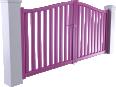 Horizon Line - Corfou Swinging Gate Model