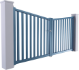 Horizon Line - Valence Swinging Gate Model