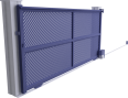 creation line - annecy sliding gate model