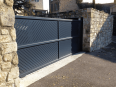 creation line - escalquens sliding gate model