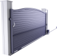 Intimité Line - Cardiff Sliding Gate Model