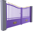 Tradition Line - Bousquet Swinging Gate Model